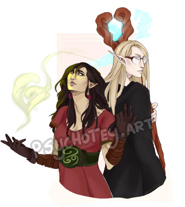 Agnesa & Hyorin