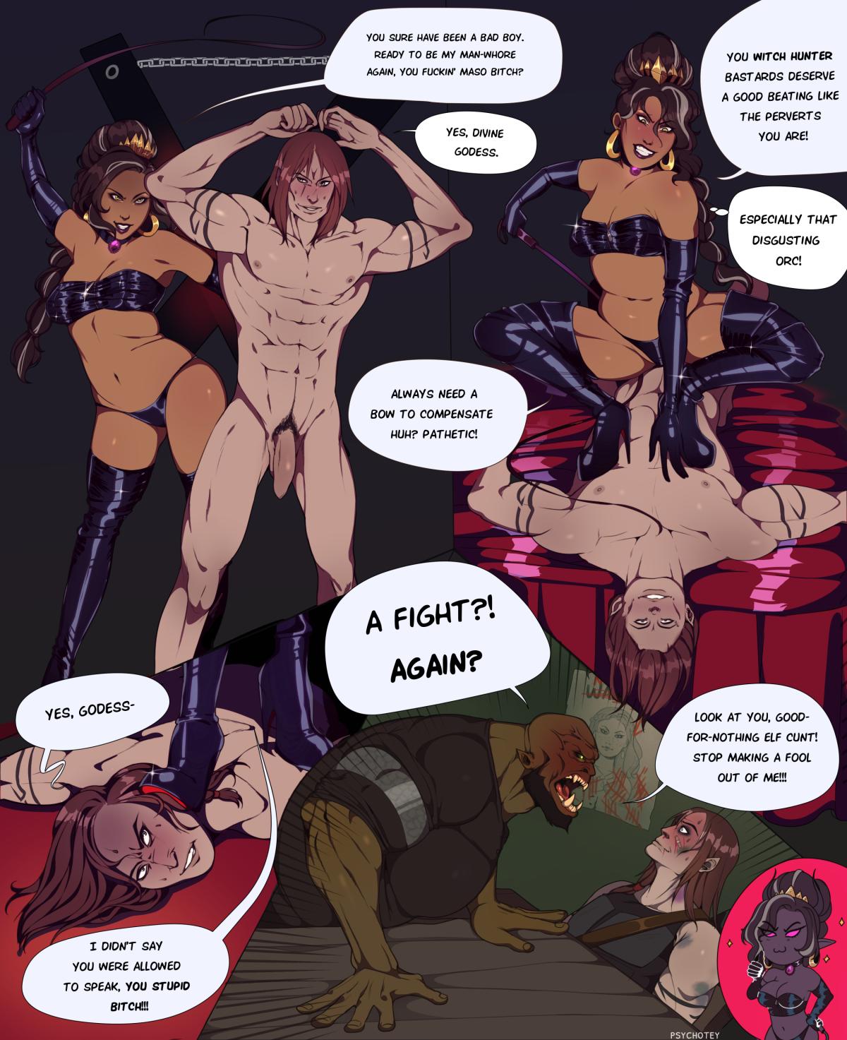 Roth x Jezebel (comic)