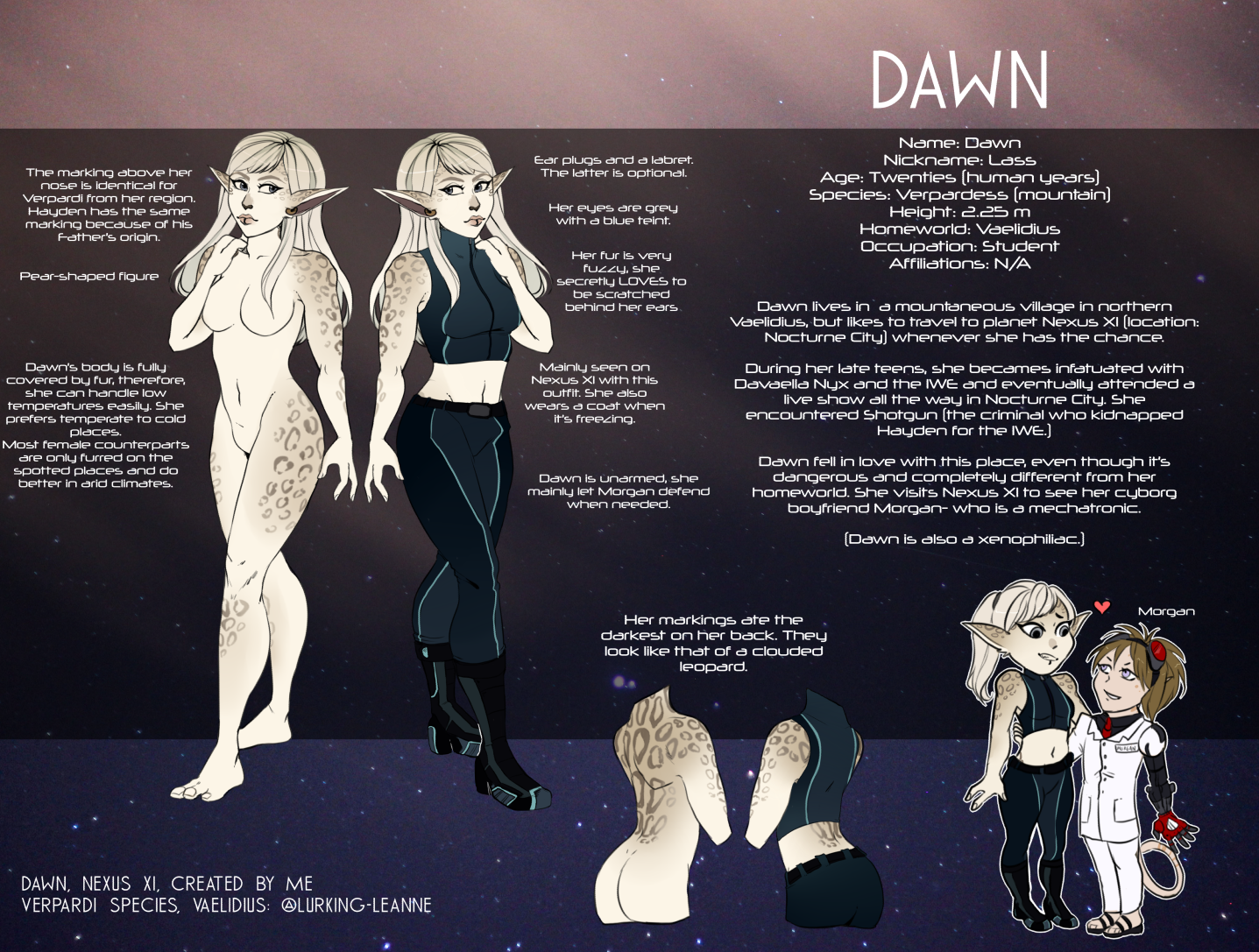 Dawn Verpardi Reference