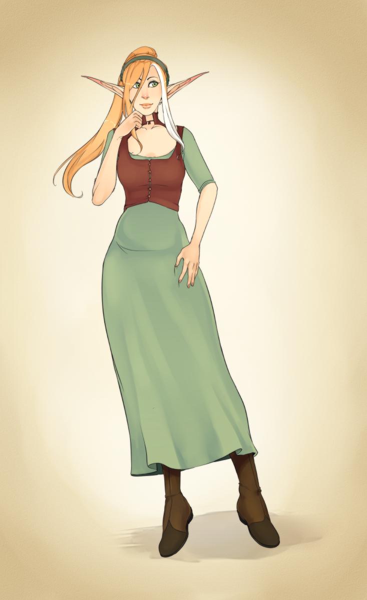 Elfgirl