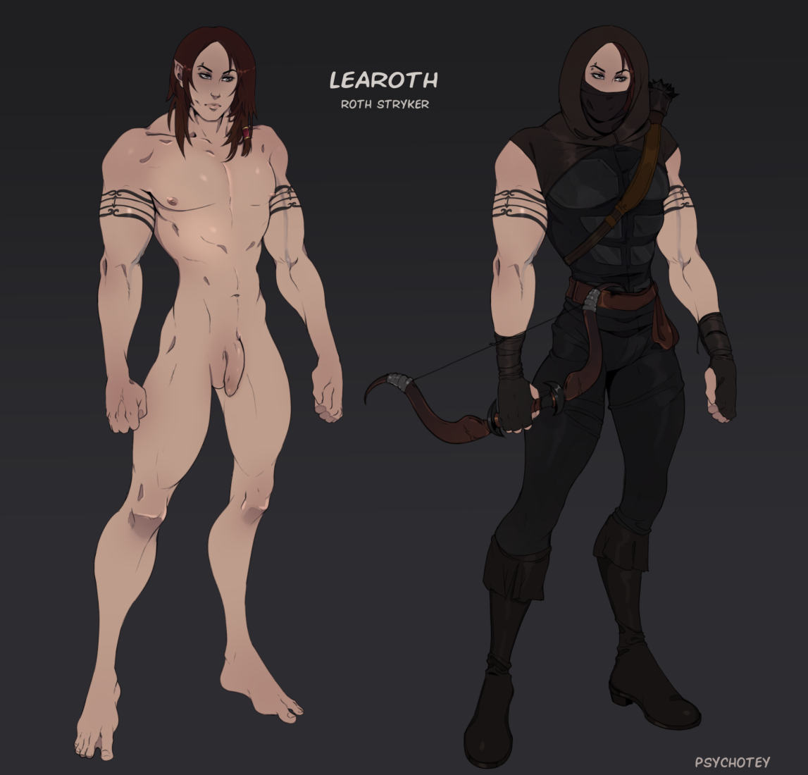 Learoth reference sheet