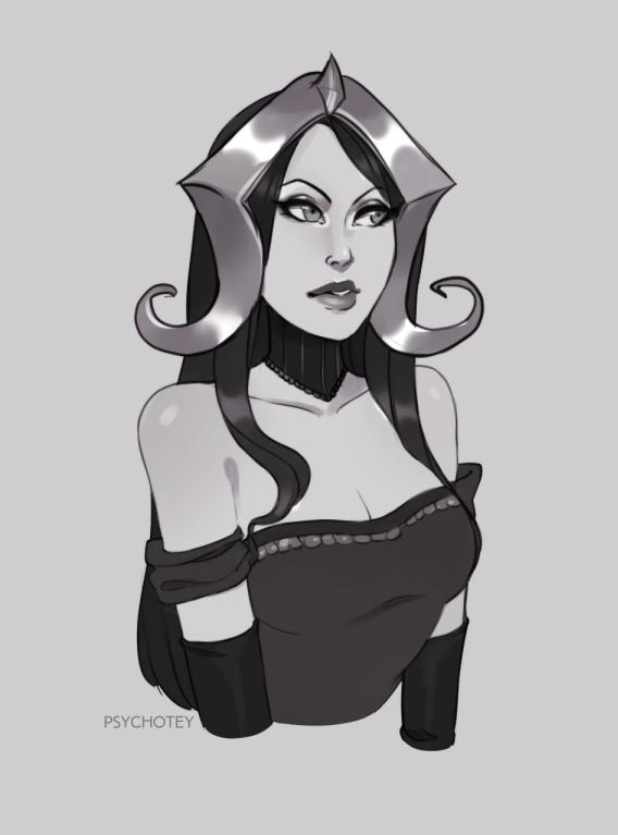 Lili doodle