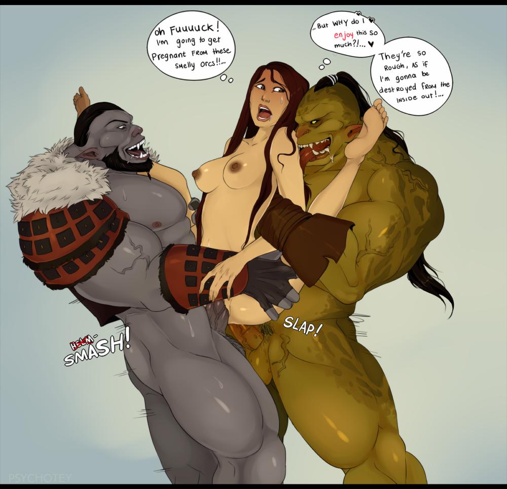 Orc Sandwich – Part 1