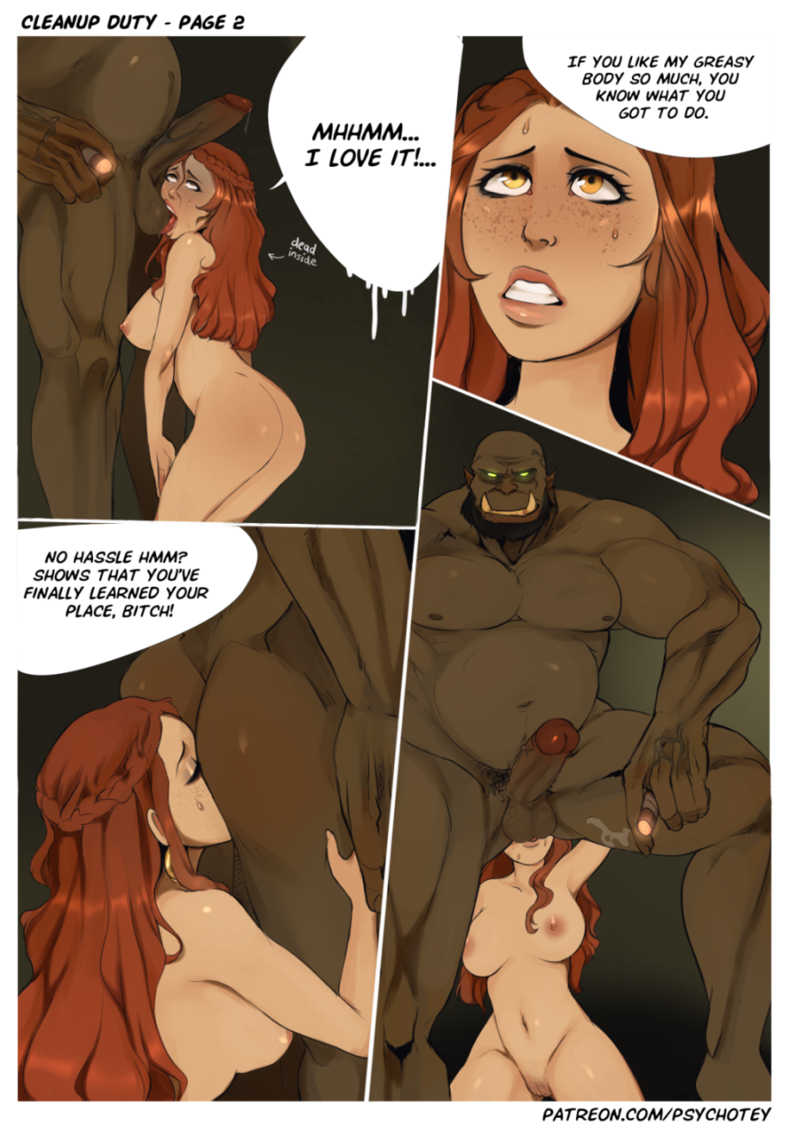 Cleanup Duty – Page 2