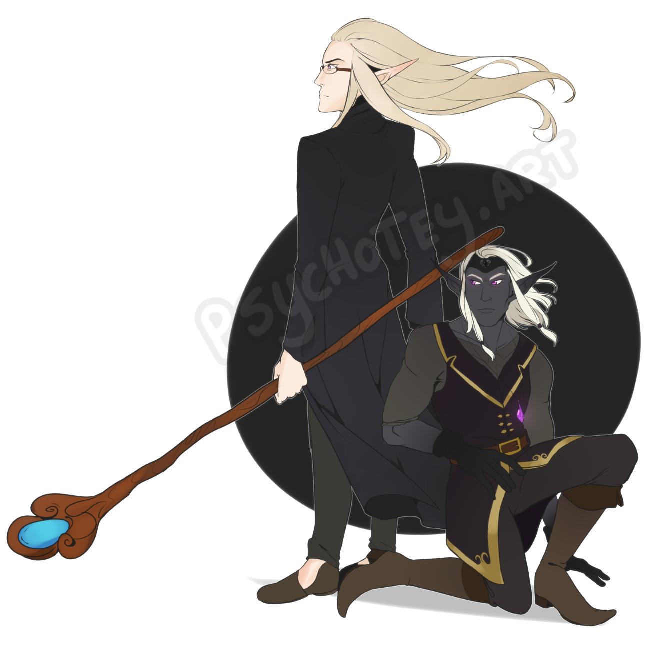 Hyorin & Raunearil