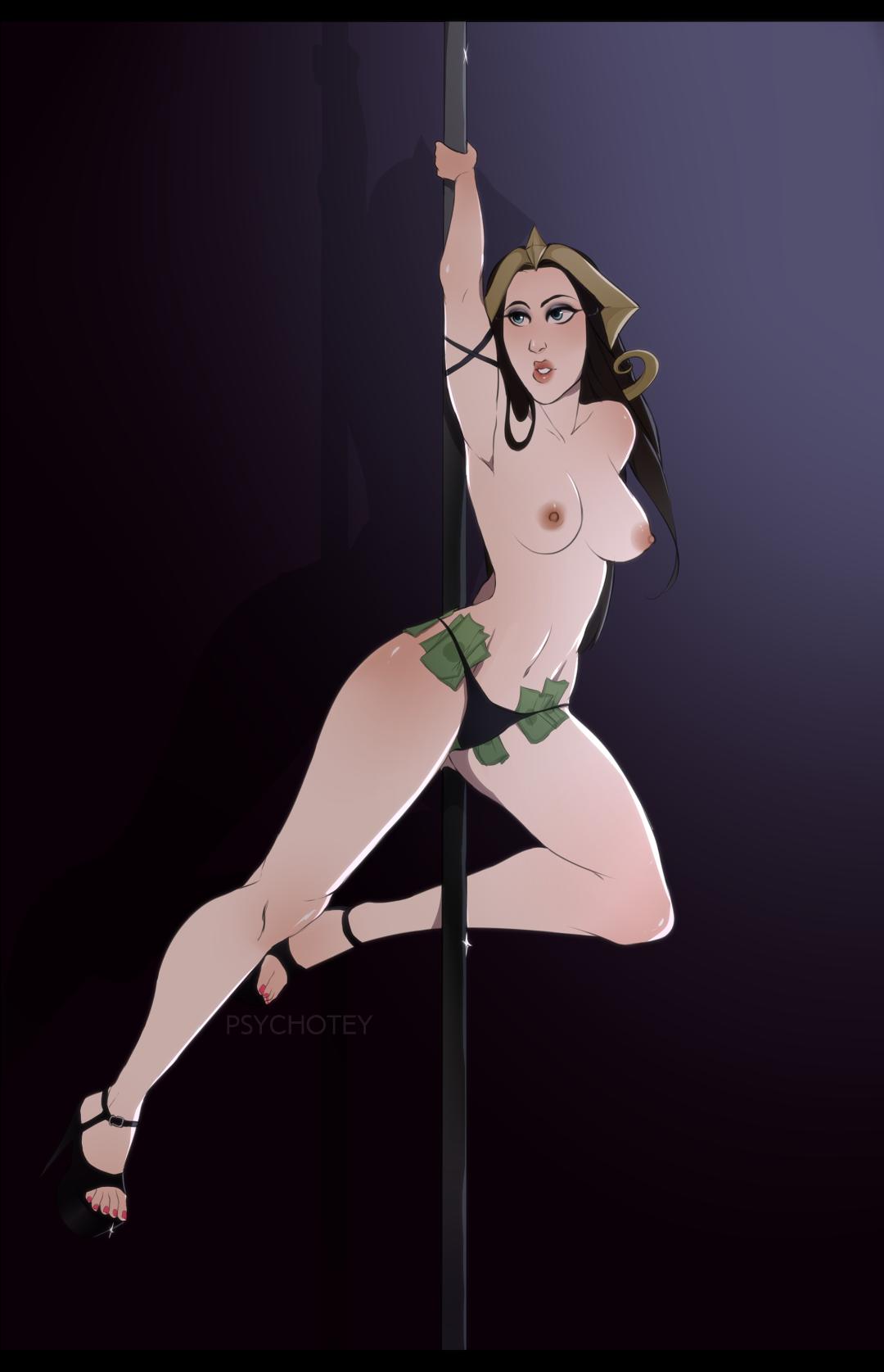 Lili stripper