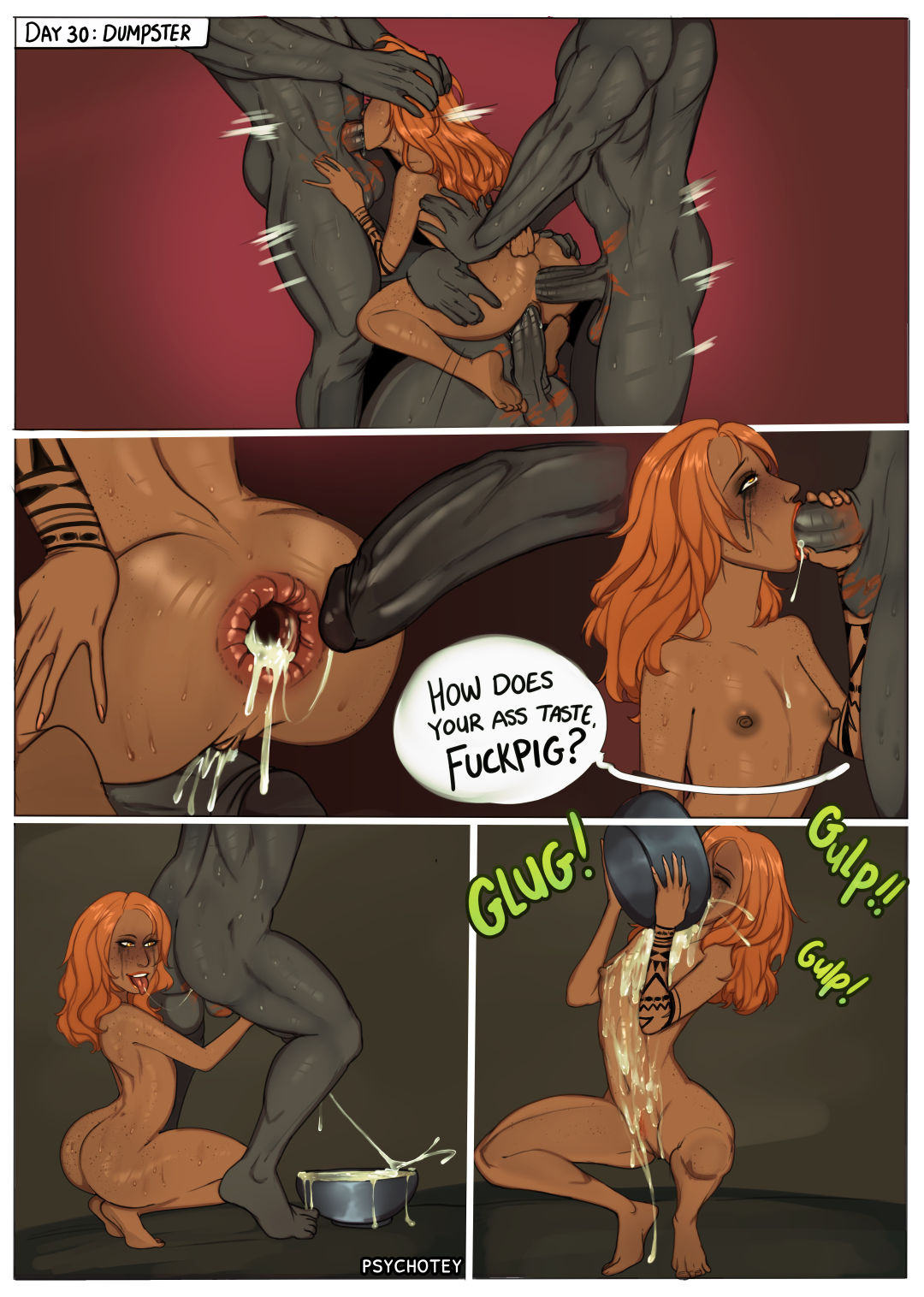 Fina's Fate – page 3