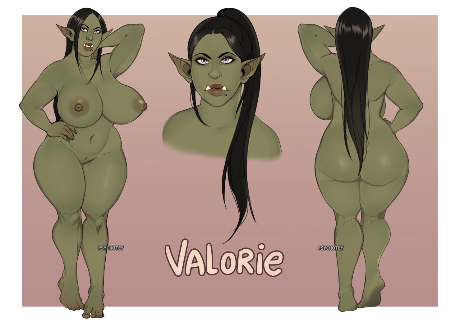 Valorie ref (commission)